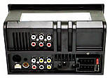 "Автомагнитола пионер Pioneer 7023 Короткая база 7"" 2DIN Bluetooth, фото 5"