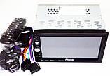 "Автомагнитола пионер Pioneer 7023CRBG 2DIN 7"" GPS Bluetooth, фото 6"