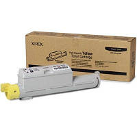 Тонер-картридж XEROX PH6360 (Max) Yellow (106R01220)