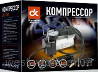 Компрессор, 12V, 7Aтм, 30 л/мин., прикуриватель