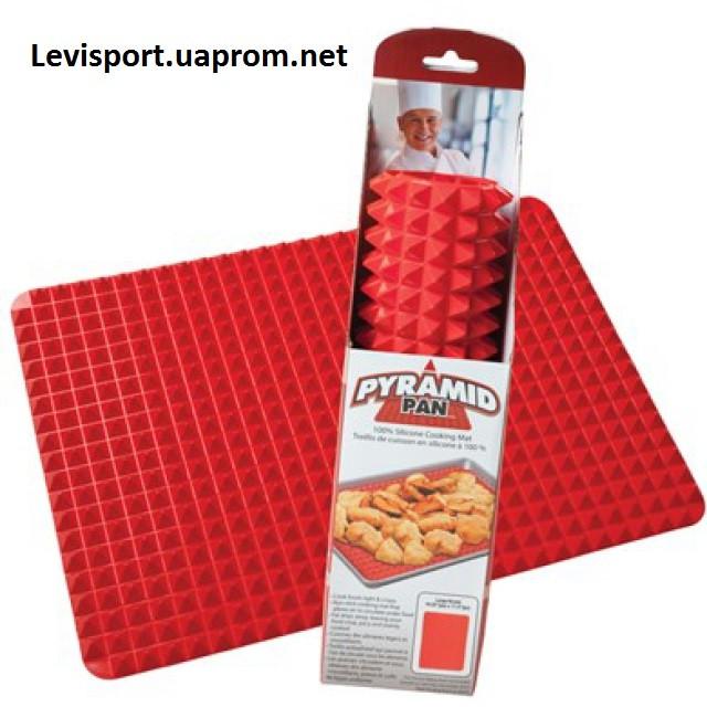 Силиконовый коврик для выпечки Pyramid Pan, Пирамидка (силиконовая форма)