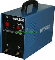 Сварочный инвертор постоянного тока Буран MMA-200