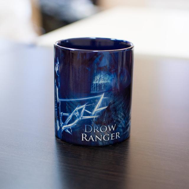 Кружка чашка Drow Ranger Dota 2
