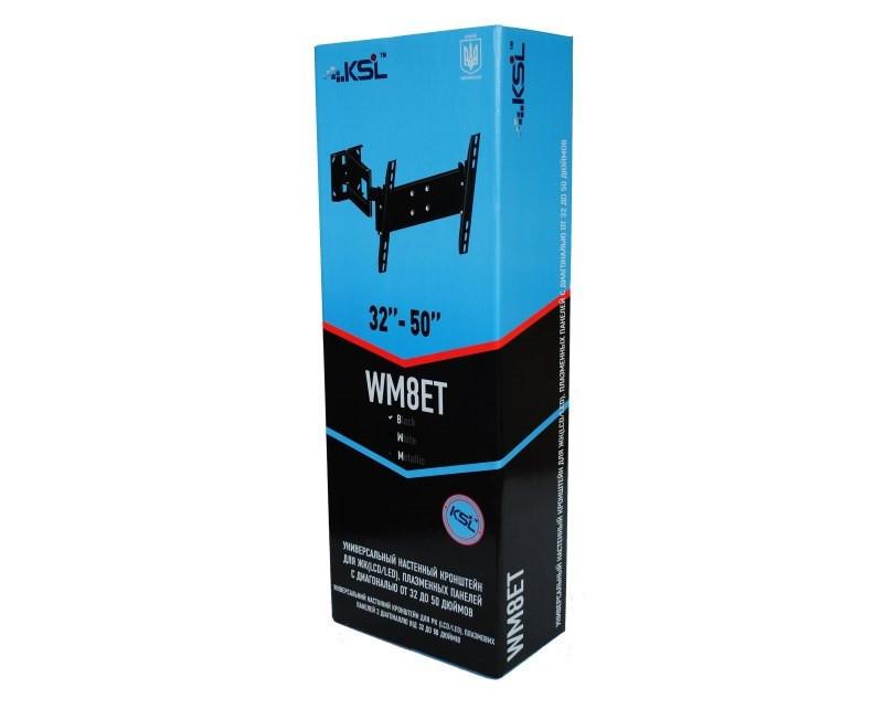 Кронштейн WM8ET для плазменных, LCD\LED, ЖК телевизоров диагональю 32–50″
