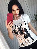 Женская летняя футболка Турция, фото 1