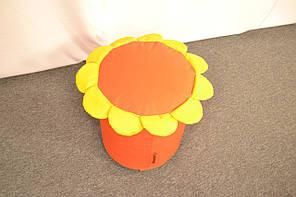 Пуфик для детей Ромашка, фото 2