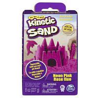 Набор для творчества KINETIC SAND Кинетический песок Neon (Розовый) (71423Pn)
