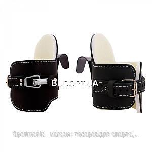 Крюки на ноги инверсионные, антигравитационные ботинки для турника Onhillsport Comfort Распродажа!