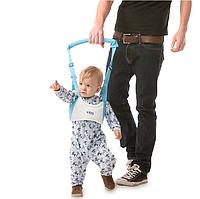 Дитячий повідець віжки ходунки Moon Walk Basket Type Toddler Belt A-808