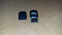 USB - кардридер microSD  Black внутренний (адаптер, cardreader, карт-ридер) черный