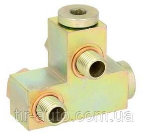 Клапан топливный обратный CF 75/85/XF 95 ( Euro 3 ) ( WOSM) D294-WS