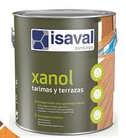 Водоотталкивающая пропитка для Террас Ксанол ISAVAL 0,75л-10м2