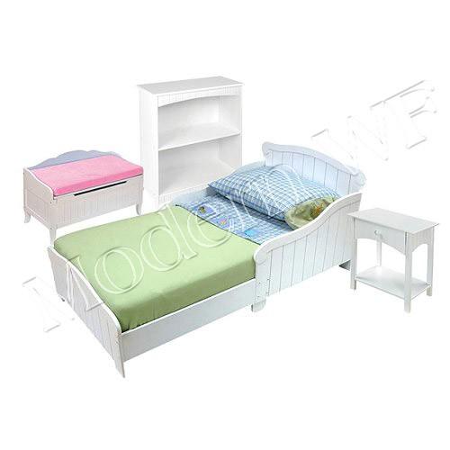 """Дитяча спальня """"Білосніжка"""" з чистого дерева"""