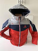 Куртка-жилетка на мальчика демисезонная весна осень, 134-158