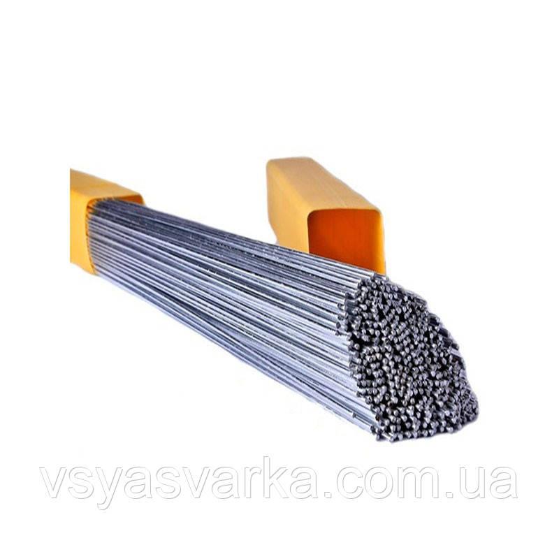 Зварювальний присадочний пруток алюмінієвий 2,0 мм ER4043