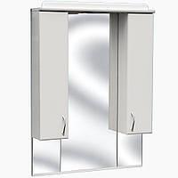 Зеркало для ванной со светом З-6 (70-105 см)