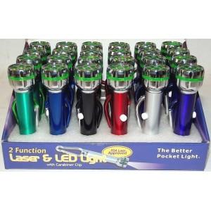 Фонарик - брелок (7 ламп)