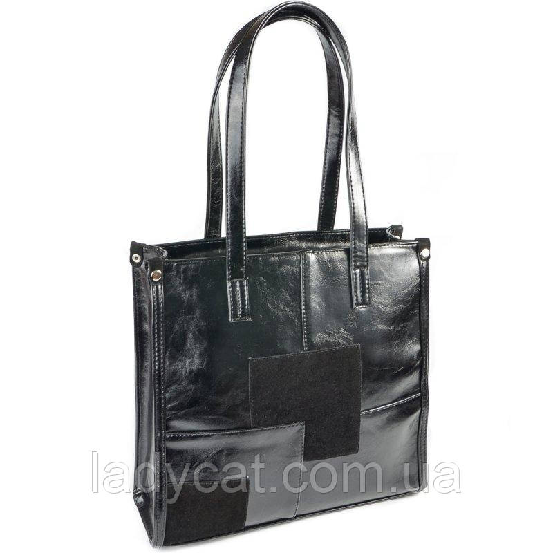 Женская сумка М102-33/замш