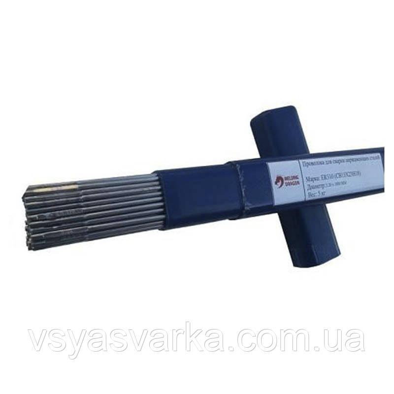 Пруток присадочный нержавеющий ER321 1,6мм