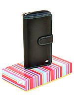 Женский кошелек Rainbow W21-17 black, фото 1