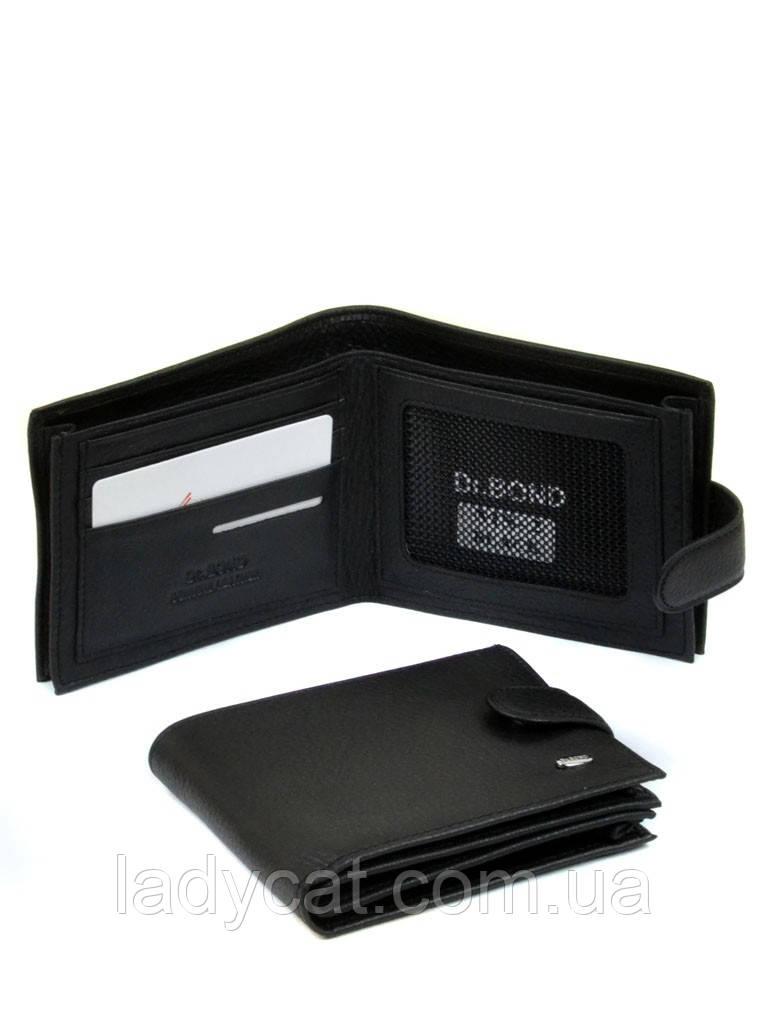 Кошелек Classic кожа DR. BOND MS-2 black