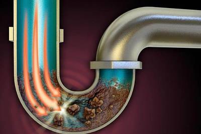 Средства для чистки труб