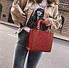Каркасная деловая сумка с красивым дизайном, фото 4