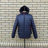 Мужская весенняя, демисезонная куртка с капюшоном, большого размера р- 50,52,54, 56, 58, 60 Новинка, не дорого