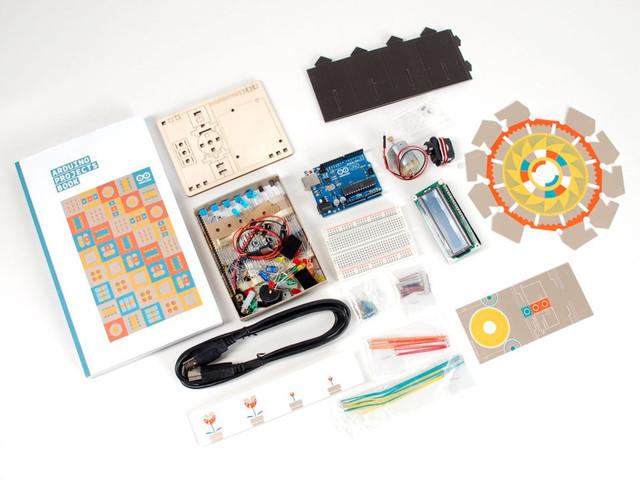 Стартові набори Arduino Raspberry Pi, Arduino Starter KIT
