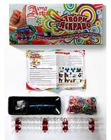 Little Artist Набор для плетения картон 600 шт. с станком арт. 8002