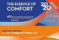 Миланская выставка технологий комфорта MCE 2020 переносится на сентябрь