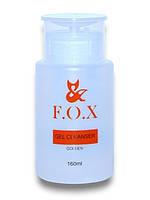 Средство для удаления липкого слоя FOX Cleanser 160 мл