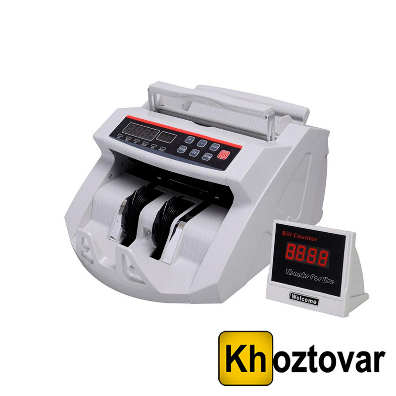 Машинка для рахунку грошей c детектором Bill Counter 2089/7089
