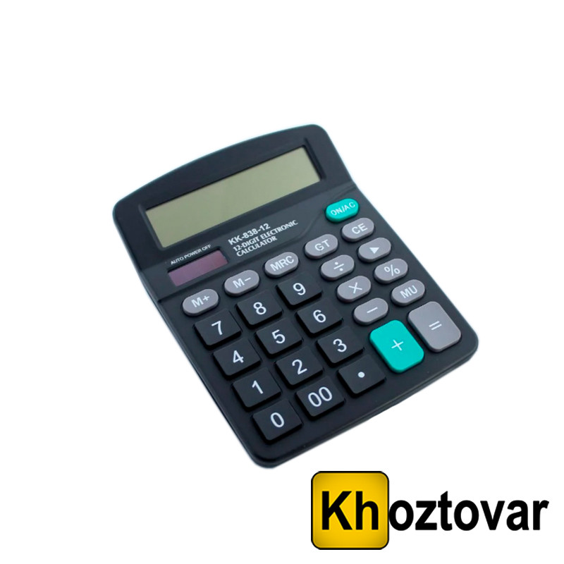 Настольный калькулятор KK 838-12