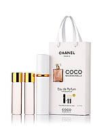 Подарочный набор Chanel Coco Mademoiselle 3 по 15 мл