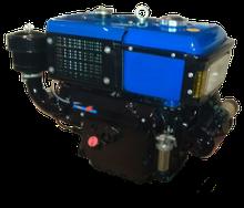 Двигун дизельний Зубр R195NM (12 л. с.) з електростартером