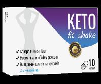 Keto Fit Shake для похудения, фото 1