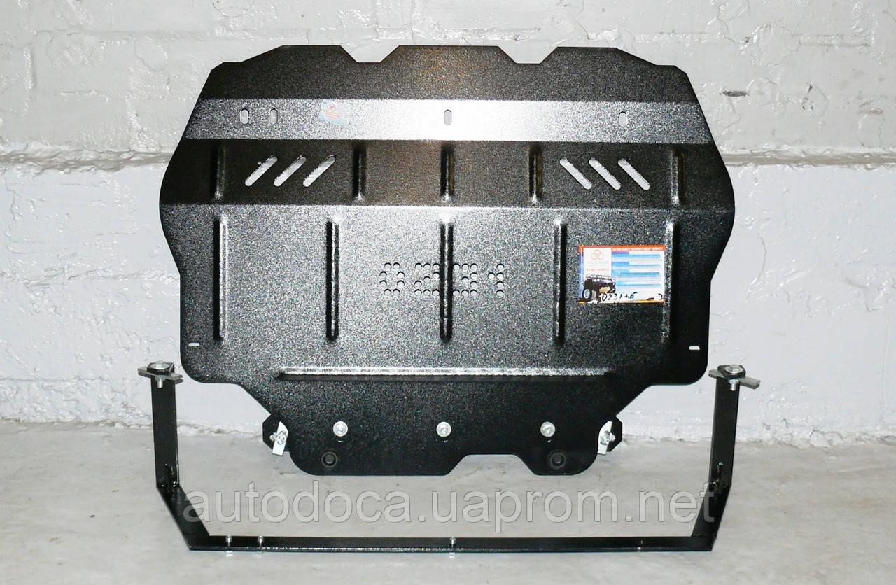 Захист картера двигуна і кпп Skoda Octavia A5 2004-
