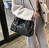 Стильна жіноча сумка ділового стилю, фото 4