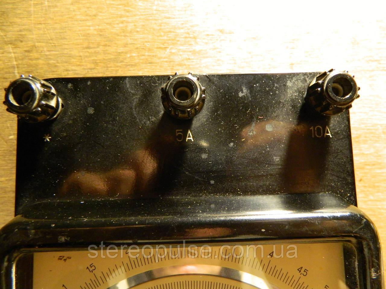 Амперметр  Э59   5 А 10 А .