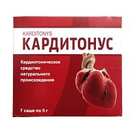 Препарат Кардитонус от гипертонии (7 саше по 5 г)