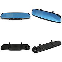 Видеорегистратор зеркало заднего вида Vehicle BlackBox Full HD 1080P 1 камера