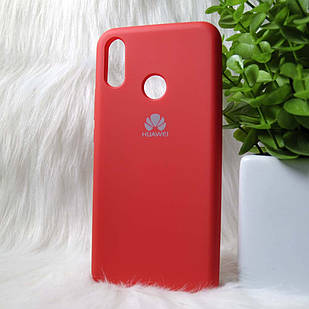 Чехол Huawei P Smart Plus красный