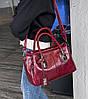 Стильна жіноча сумка ділового стилю, фото 5