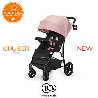 Kinderkraft Cruiser прогулочная коляска Pink Розовый, фото 1