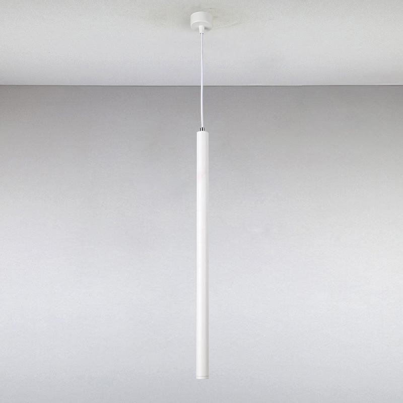Люстра подвесная LED LS-814658A WT 3W  белая