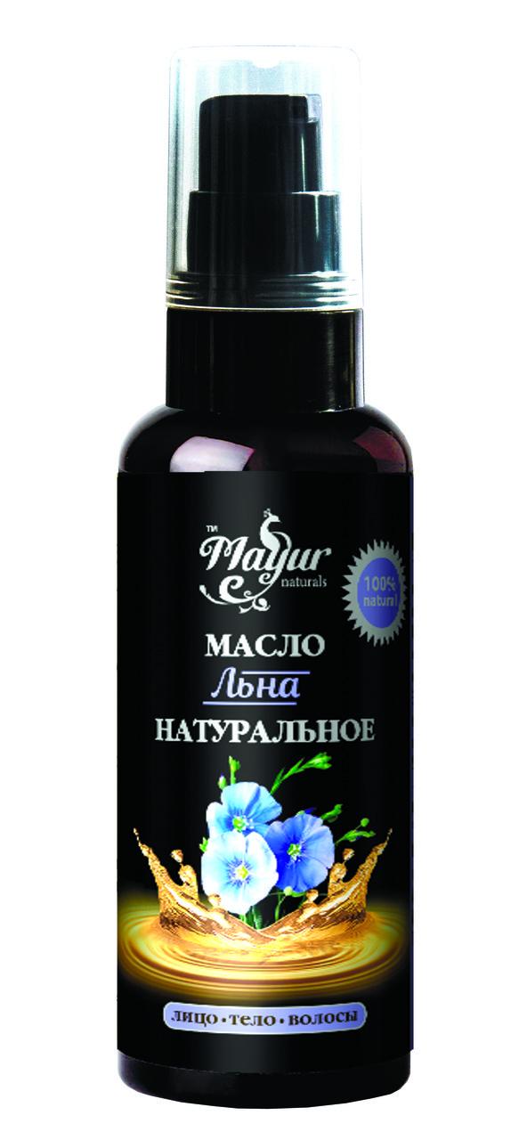 Масло льна TM Mayur