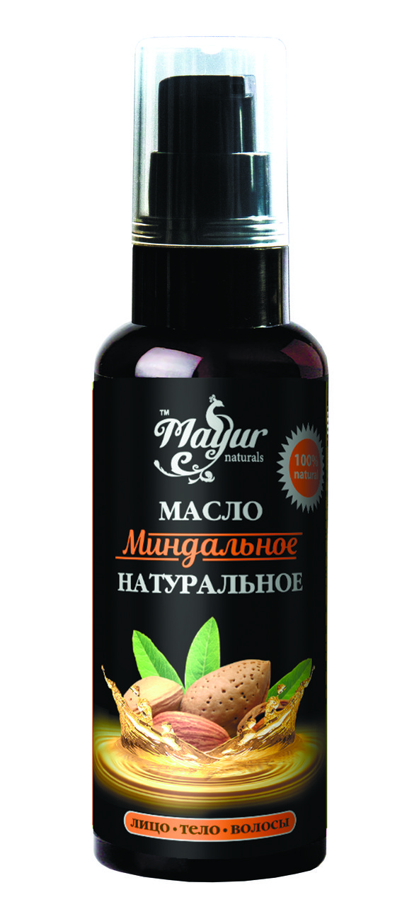 Масло миндальное TM Mayur