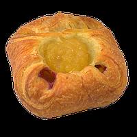 Пирожок с сыром  BRIE И начинкой груши-брусники (48 ШТ-ЯЩ)