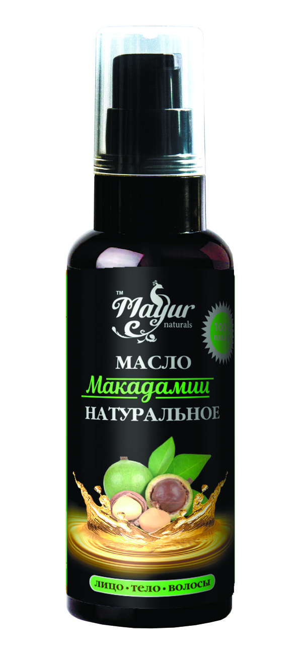 Масло макадамии TM Mayur 50 мл